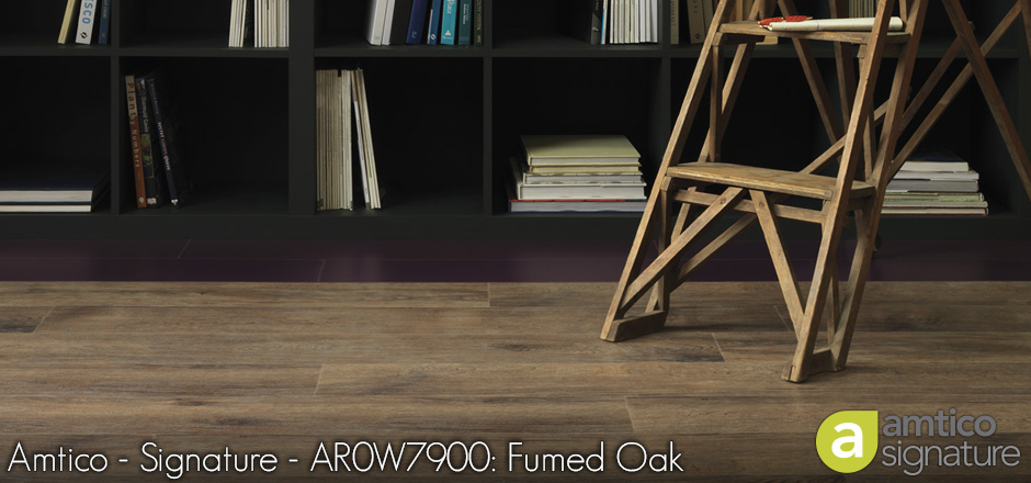 Amtico - Signature - AR0W7900: Fumed Oak