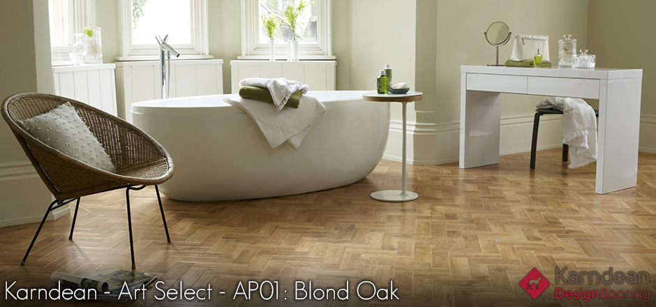 Karndean - Art Select - AP01: Blond Oak